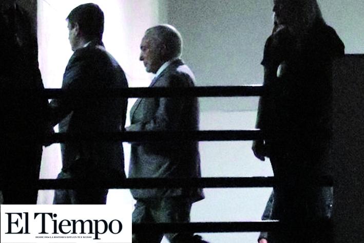 La Justicia libera a Temer — Brasil