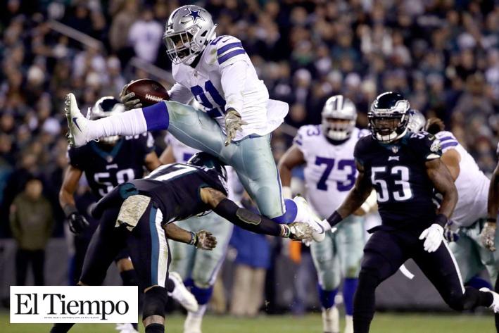 Ezekiel Elliott llega a Dallas para firmar nuevo contrato, afirma agente