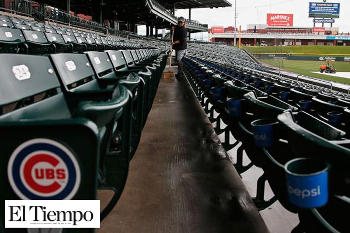Cancelan serie de la MLB en Londres